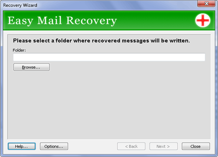 Recover Deleted Emails / MunSoft